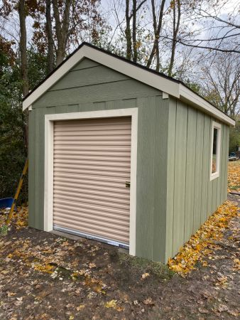 new storage shed 1